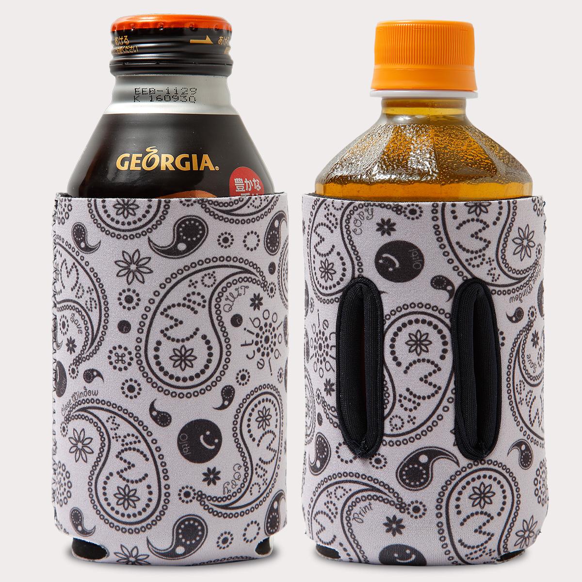通せるクージー350 Referenceはペットボトル・大きめの缶コーヒーにも使えます