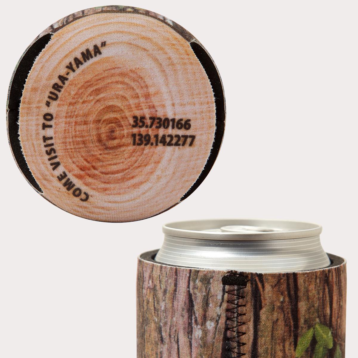 通せるクージー500 木目のディテール