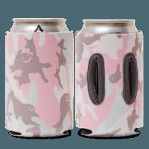 通せるクージー350 Intention - ウッドランドカモ ピンク