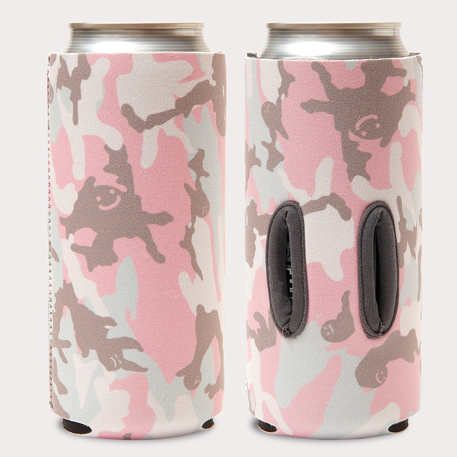通せるクージー500 Intention ウッドランドカモ ピンク