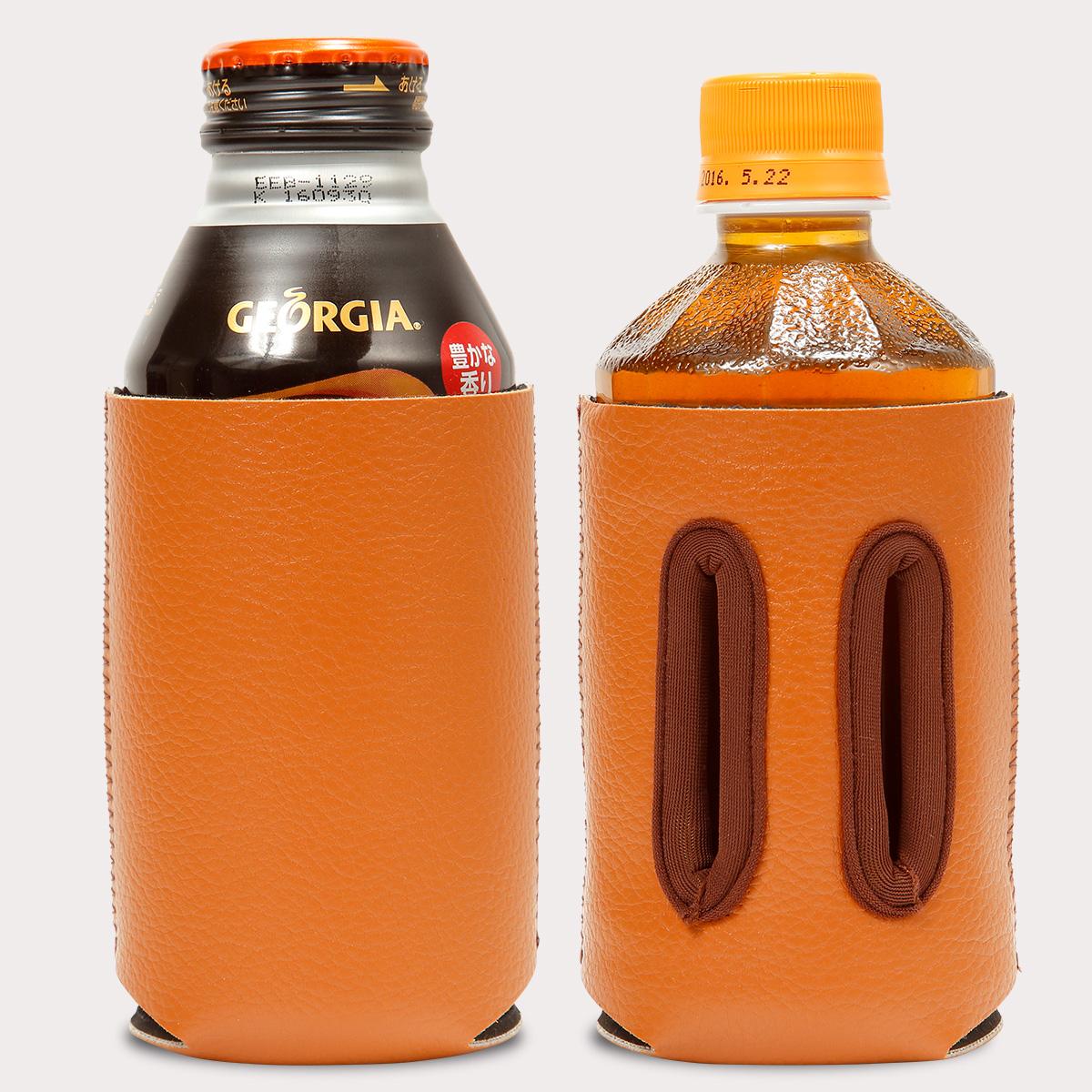 通せるクージー350はペットボトルにも使えます
