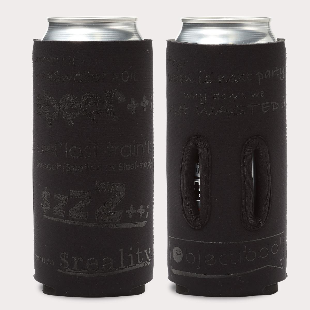 通せるクージー500 JOURNEY ブラック on ブラック