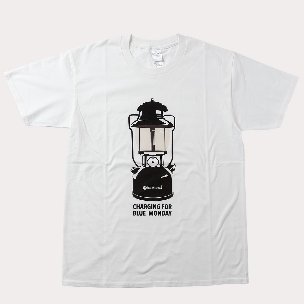 LIGHT FORCE ランタンTシャツ 通常時