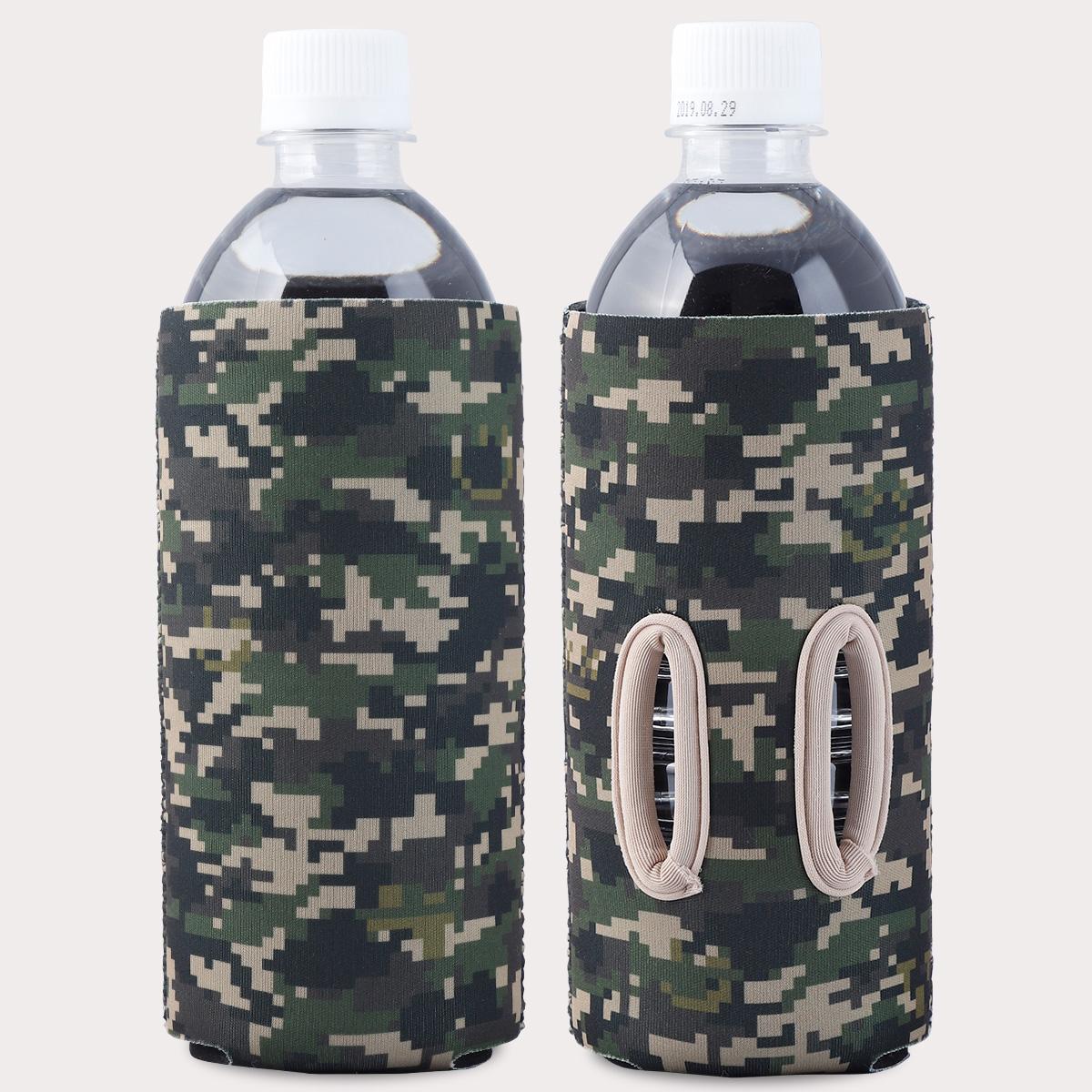 通せるクージー500はペットボトルにも使えます